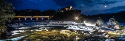 Rhine Falls, Neuhausen a. Rhf., Switzerland