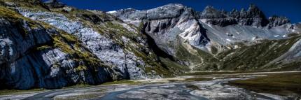 Segnas Pass, Switzerland