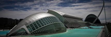 Calatrava Architecture, Valencia, Spain