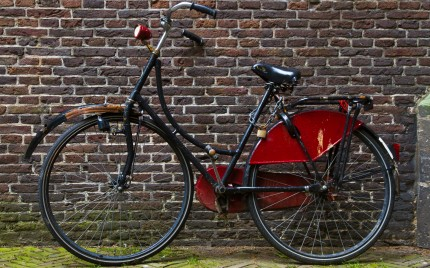 Bike in Amsterdam, Holland