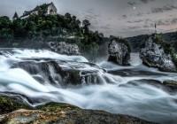 Rhine Falls, Neuhausen a Rhf., Switzerland