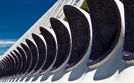 Santiago Calatrava - Valencia, Spain