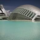 Santiago Calatrava - Ciudad de las Artes y de las Ciencias, Valencia, Spain