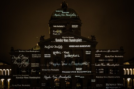 Rendez-vous Bundesplatz 2012