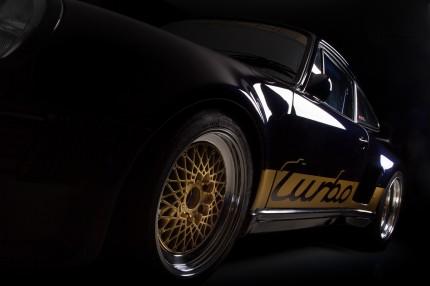 Porsche Turbo I 3.0, 1975