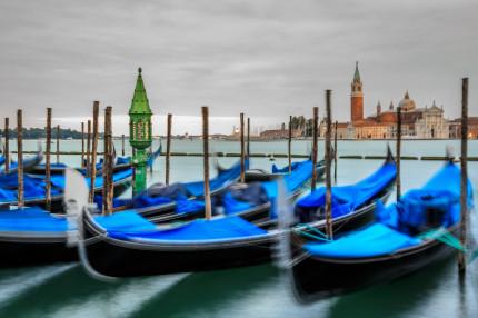 Venice - Godolas