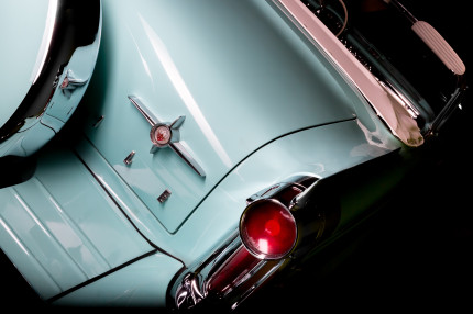 1959 Oldsmobile convertible