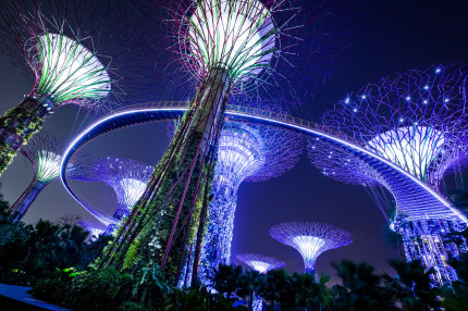 Singapore, Supertrees