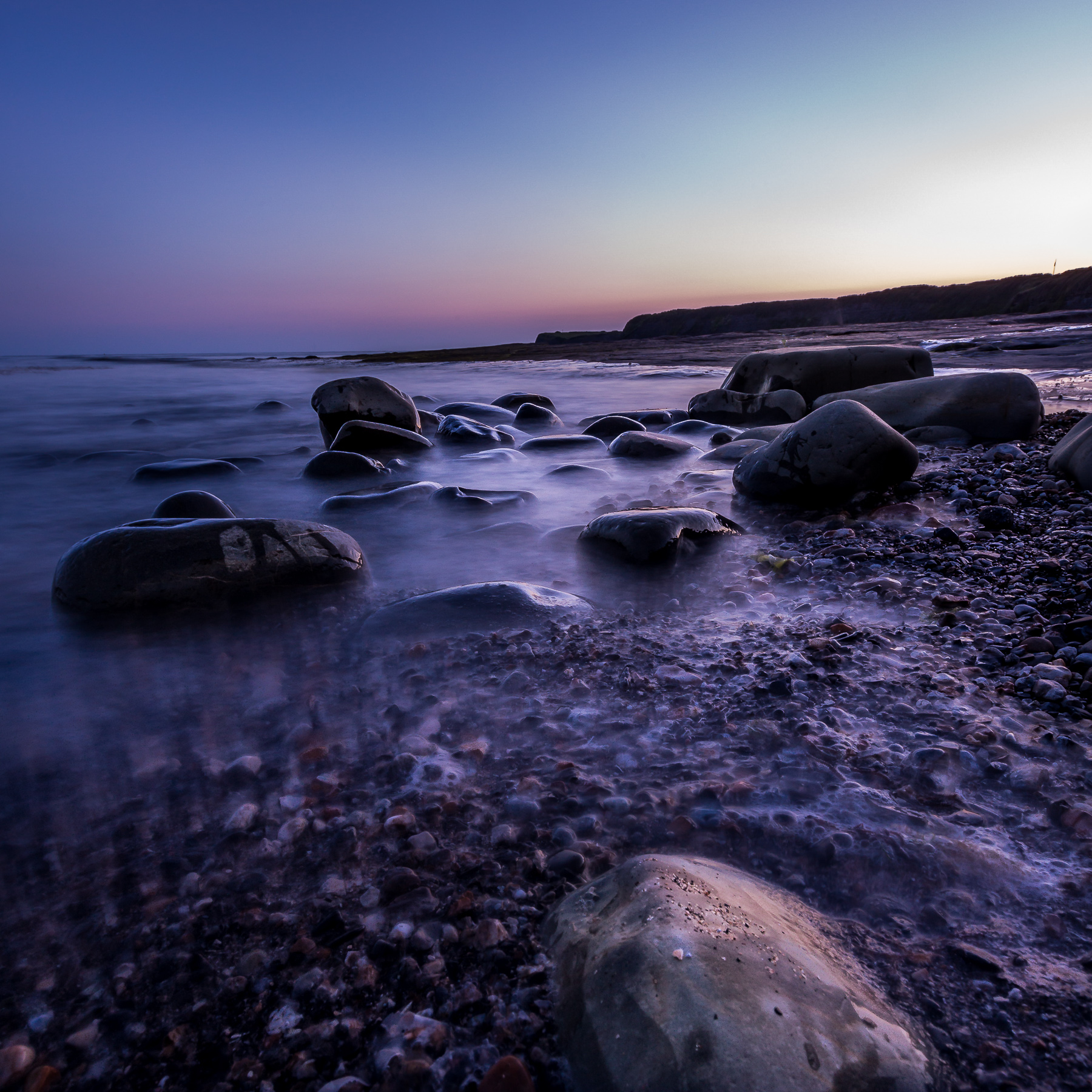 Kimmeridge Bay, UK