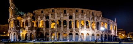 The Coliseum Rome