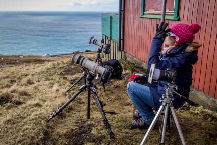 Total Solar Eclipse Faroe Islands
