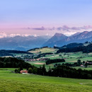 Eiger, Mönch, Jungfrau and Gantrisch